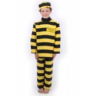 Faschingskostüm Kinder Verbrecher