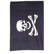 Fahne: Pirat