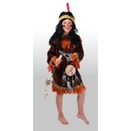 Karnevalskostüm Indianerin