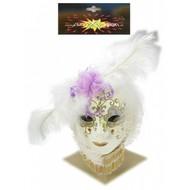 Fest-zubehör: Venezianer Maske