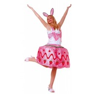 Festkostüme: Kuchen-Kleid Bunny