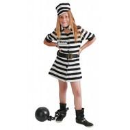 Karnevalskleidung: Kleiner Verbrecher