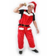 Weihnachtskleidung: Weihnachtmann