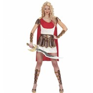 Karnevalskostüm: Römische Prinzessin