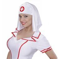 Faschings-accessoiren Krankenschwesterkäppchen