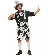 Oktoberfest: Kuh-hose