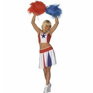 Faschingskostüm Cheerleader