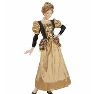 Karnevalskostüm: Mittelalterliche Königin