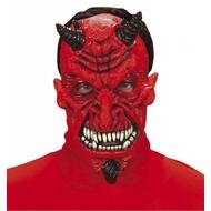 Maske: Roter Teufel