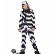 Carnevalskleidung: Gefangener Kind