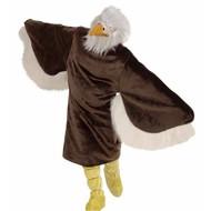 Karnevalskkostüm Adler (Plüsche)