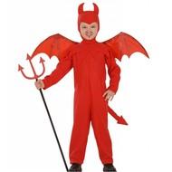 Karnevalskostüm Teufel