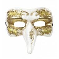 Faschings-zubehör Venezianische Augenmaske Vigo