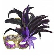 Faschings-zubehör Gran Gala Maske Aimy