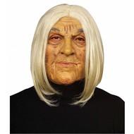 Maske alte Frau