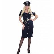 Faschingskostüm Polizistin Ute