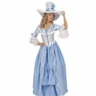 Karnevalskostüm Britische Dame 18e Jahrhundert