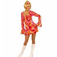 Karnevalskostüme Seventies girl