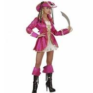 Karnevalskostüme: Pirate Hauptfrau.