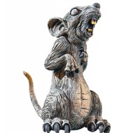 Halloween Accessoires: stehende Ratte 32cm