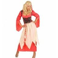 Karnevalskostüm Mittelalterliches Zimmermädchen