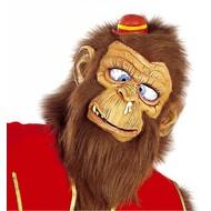 Maske: Affe mit Haar