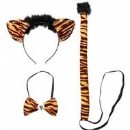 Karnevals-zubehör Dress-up set Tiger Ivan