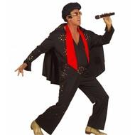Karnevalskostüm: Elvis King of Rock