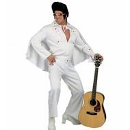Karnevalskostüm Elvis King of Rock (luxus)