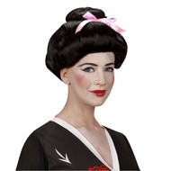 Perücke Geisha (luxus)