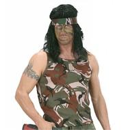 Faschingsklamotten: Camouflage shirt