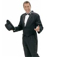 FestbeKleidung: Frack-mantel Herren (schwarz)