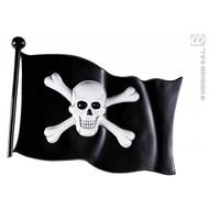 Faschings-accessoires Piratenfahne