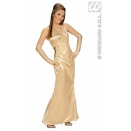 Gala-kleid Berühmtheit Gold