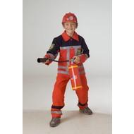 Karnevalskostüm Kinder Feuerwehr