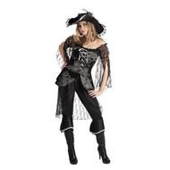 Faschingskostüm: Sexy Piratin