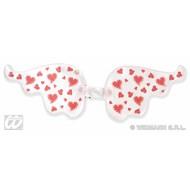 Cupido-flügel (fiberoptisch Licht)