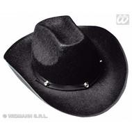 Kopfbedeckung Cowboy-hut (filz)