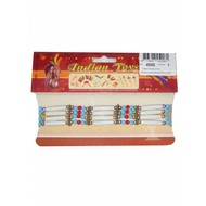 Karnevalszubehör: Indianer Halskette
