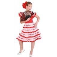 Festkleidung: Spanisches Kleid Andalusia