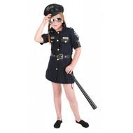 Karnevalskleidung: Polizei-mädchen