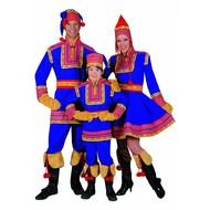 Party-kostüme: Lappländer