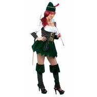 Faschingskostüme: Robin Hoods wife