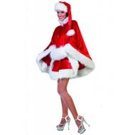Weihnachtenkleidung: Weihnachtencape