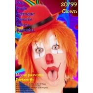 Faschings-zubehör: Clowns-perücken