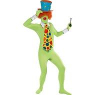 Ganz besondere Second skin  Kleidung kleiner Clown