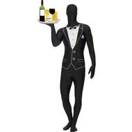Second skin  Kostüm Kellner
