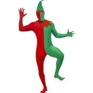 Second Skin Anzug  Paprika oder Elfchen
