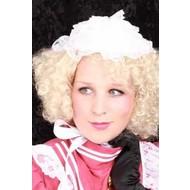 Karnevalszubehör: Mütze Zimmermädchen