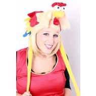 Mütze mit Hähnchen